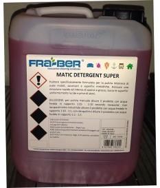 Matic Detergent Super - Fraber