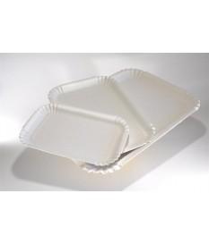 Vassoio Bianco per alimenti
