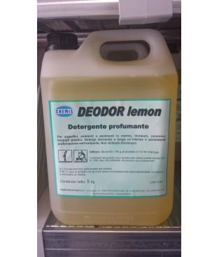 Deodor Lemon - Chemis