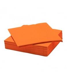 Tovaglioli Arancio 40x40