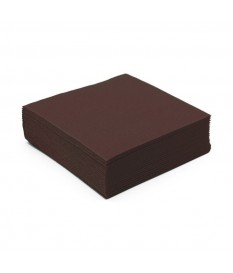 Tovaglioli cacao 40x40