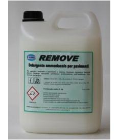 Remove detergente ammoniacalen 5kg, Chemis pavimenti