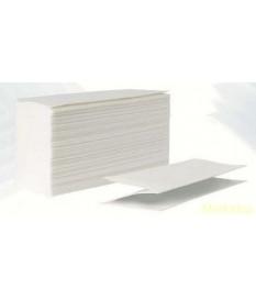 Carta asciugamani a V 2 veli pura cellulosa