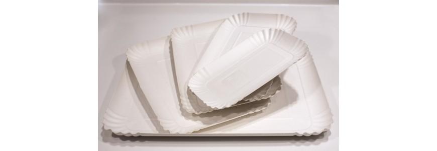 Vassoi e contenitori per alimenti